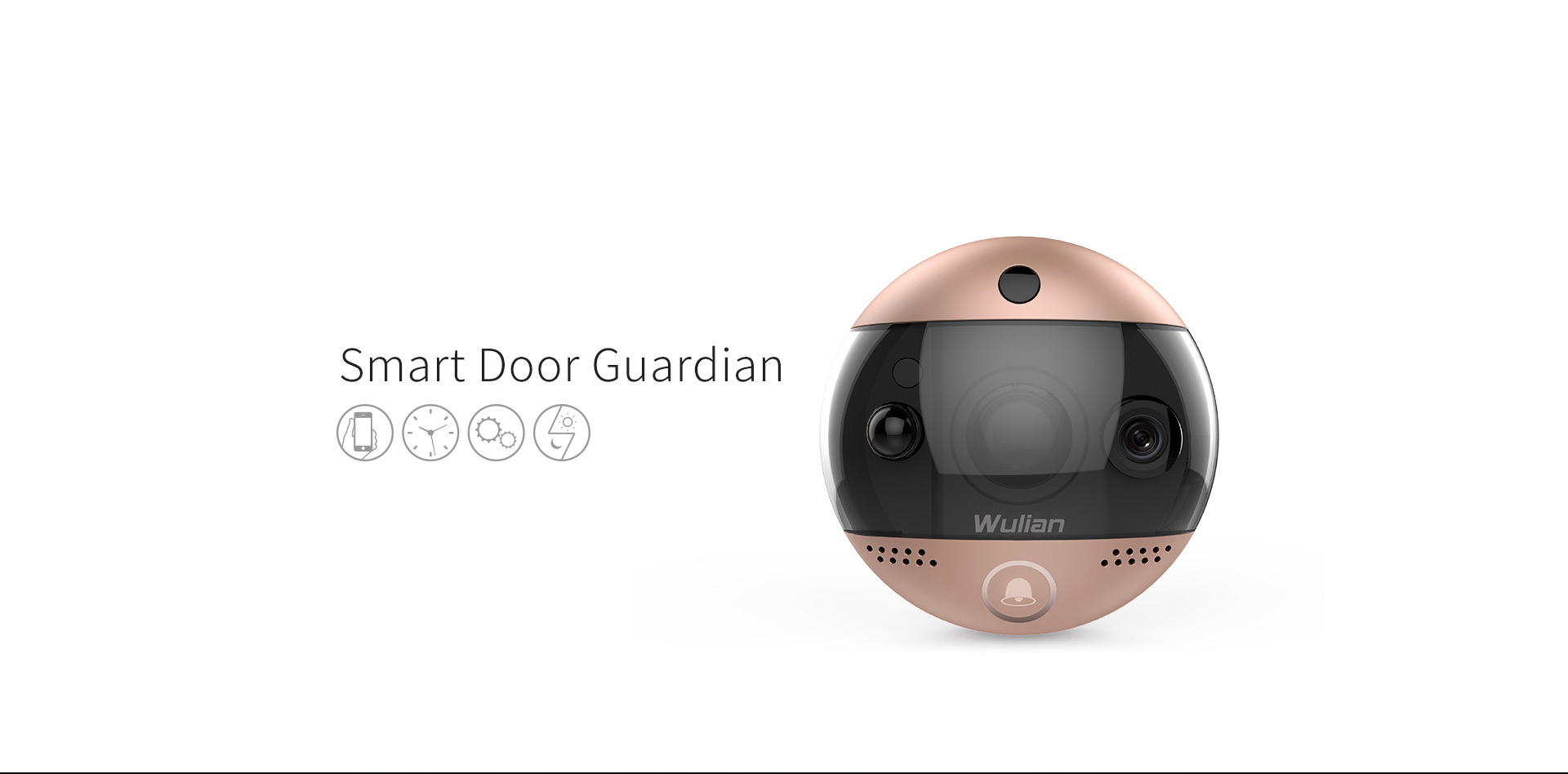 Wulian smart home product detail - New uses for home products ...
